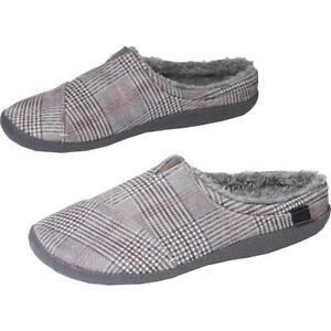 Toms Mens Berkeley Polyester Backless Casual Slip-On Slippers Shoes BHFO 6946