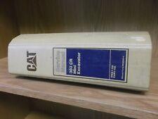 CR Heavy Equipment Manuals & Books for Caterpillar Excavator ... on
