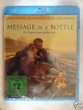 Message in a Bottle [1999](Blu-ray Region-Free)~~~~Kevin Costner~~~~NEW & SEALED