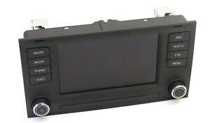 Seat Leon FR SC 5F 5F0919603A Display Bildschirm Monitor Navigation Touch