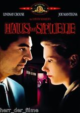 HAUS DER SPIELE (Lindsay Crouse, Joe Mantegna) NEU+OVP