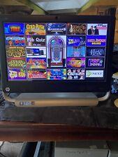 More details for quiz machine digital jukebox man cave touchscreen pc