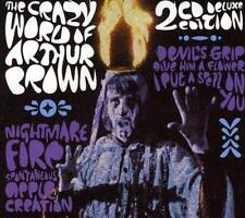 Arthur Brown - The Crazy World Of Arthur Brow (NEW CD)