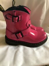 dr martens boots Girls Size 12