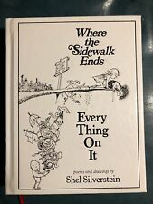 Where the Sidewalk Ends + With Everything On It Shel Silverstein Barnes & Noble