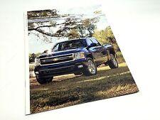 2011 Chevrolet Silverado 1500 Brochure