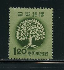 R125 Japan 1948 Forestation movement 1v. MNH