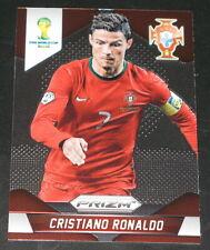 2014 Prizm World Cup Cristiano Ronaldo Base #161 Portugal 1st prizm Rookie RC