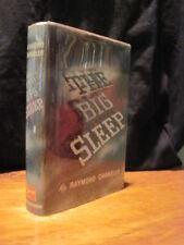 The Big Sleep by Raymond Chandler HC First 1st Fine / Like New Hardcover DJ 1939