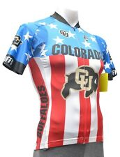 Panache Boulder US National Champ Pro Air Short Slv Jersey Men SMALL Road Bike