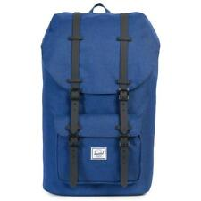 Herschel Supply Co Little America Laptop Backpack Eclipse crosshatch Blue Bag