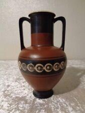 DDR Keramik Krug / Vase / Amphore - um 1960/70 - German Pottery - Handarbeit