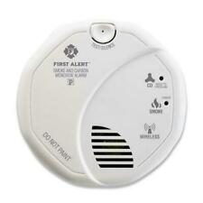 FIRST ALERT 1038907 Wireless Interconnected Smoke & Carbon Monoxide Alarm, ZWave