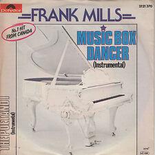 45TRS VINYL 7''/ AUSTRIAN SP FRANK MILLS / MUSIC BOX DANCER