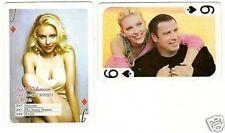Scarlett Johansson  Oddball Movie Film Star Cards Have a Look!