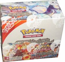 Pokemon XY : Primal Clash Factory Sealed Booster Box of 36 Packs - LIVE IN STOCK