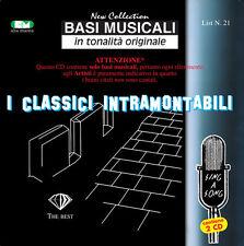 "BASI MUSICALI ""I CLASSICI INTRAMONTABILI"" VOL.21 (2CD)"