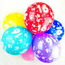 16th Birthday Balloons With Printed Numbers Party Latex Quality - Pack of 10