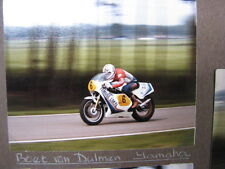 Photo IMN Yamaha TZ500 1980 #6 Boet van Dulmen (NED) Dutch TT Assen