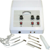 2 in 1 Facial Machine Galvanic High Frequency Beauty Spa Salon Equipment