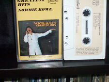 NORMIE ROWE GREATEST HITS - RARE AUSTRALIAN CASSETTE TAPE