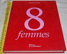OZON François - 8 FEMMES OTTO DONNE - RARO!!! -  IN FRANCESE FRENCH libri usati