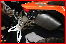 EVOTECH PORTATARGA RECLINABILE KTM 690 SMC / ENDURO TAIL TIDY KENNZEICHENHALTER