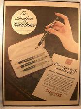 Sheaffer Vintage Touchdown Pen Plaque