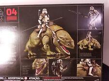 Star Wars The Black Series 6-Inch DEWBACK and SANDTROOPER...Brand New