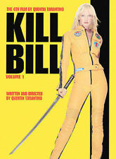 Kill Bill Vol. 1 and 2 (Dvd) Movie Lot / Quentin Tarantino