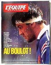 L'Equipe Magazine 5/03/1994; Peter Blake/ Eydelie/ Pierre Berbizier/ Rugby