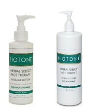 Biotone Herbal Select Face Therapy Massage Lotion