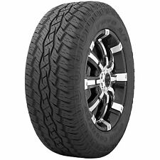 4 x toyo open country a/t plus road/off road tyre 215 55 18 (215/55/18) 95H