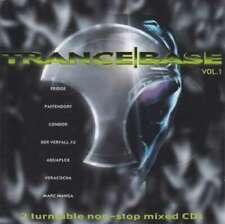 Various - Trance|Base Vol. 1 (2xCD, Mixed) CD - 1262