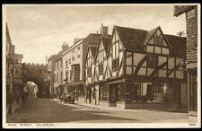 Salisbury J Salmon Collectable English Postcards