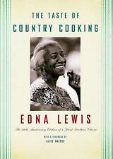 NEW The Taste of Country Cooking: 30th Anniversary Edition by Edna Lewis