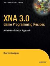 XNA 3.0 Game Programming Recipes: A Problem-