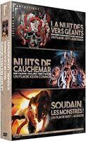 TRESORS DU FANTASTIQUE VOL 1 - COFFRET 3 DVD