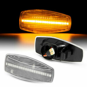 LED Indicators for Hyundai Accent 1999-2006 Getz 2001-2011 Clear Glass