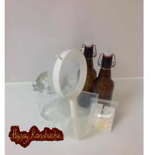 Make your own Milk kefir Kit from Happykombucha™ with Kilner jars and bottles