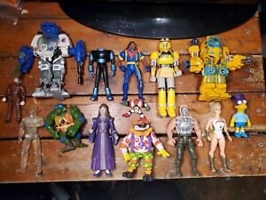 Lot 1 Of Mostly 80's & 90's Action Figure