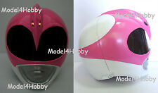 Lighted up!! Outside Cliplock! Mighty Morphin PINK RANGER 1/1 Scale Helmet