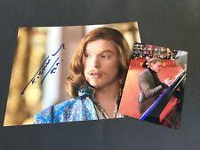 FREDDIE FOX 'THREE MUSKETEERS' signed In-person 2018 Foto 20x25 Autogramm + Foto