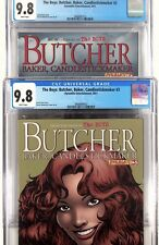 The Boys Butcher , Baker , Candlestickmaker 2 And 3 - CGC 9.8 - 2 Comic Set In 1