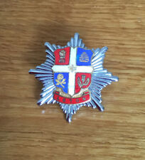 An old original Luton Fire Brigade, cap badge.