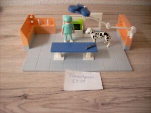 Tierarztpraxis 5530 Playmobil Ersatzteil guter gebrauchter Zustand
