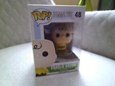 New ListingFunko Pop Peanuts Charlie Brown #48 New In Box