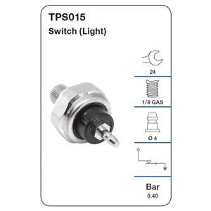 Tridon Engine Oil Pressure Switch HONDA CRX CRV CIVIC TPS015