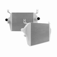 Mishimoto FRONT-MOUNT INTERCOOLER (FOR 6.0L POWERSTROKE 2003-2007) SILVER
