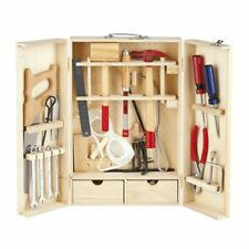KIDS CARPENTERS TOOL SET 30 PIECES NEW by LEOMARK